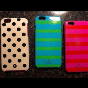Kate Spade iPhone 6 Plus cases